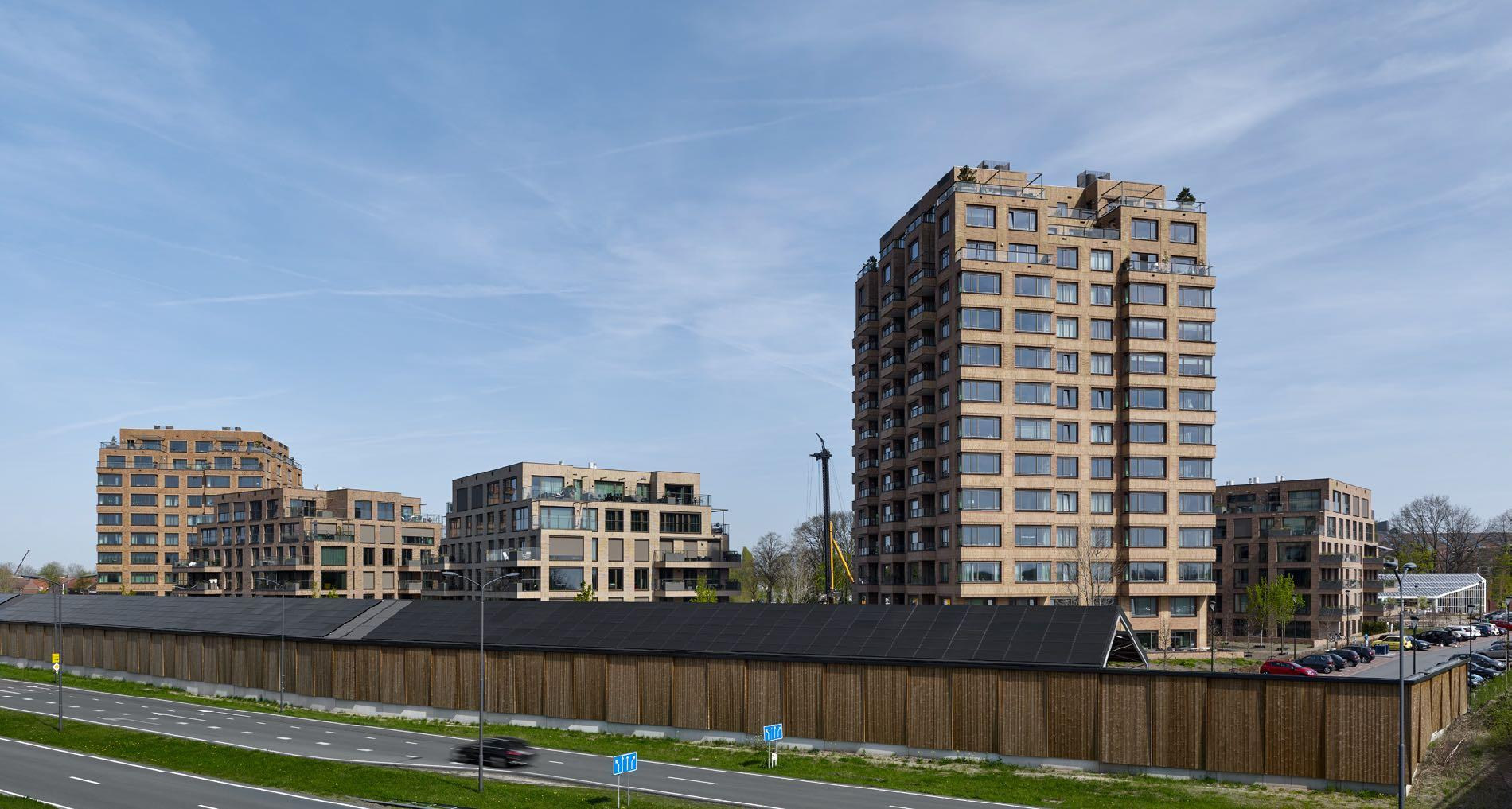 Urban Villa's 1a Willemspoort Den Bosch - office winhov