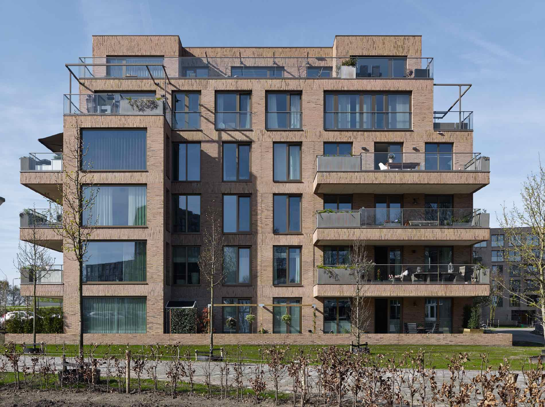 Urban Villa's 2 Willemspoort Den Bosch - office winhov