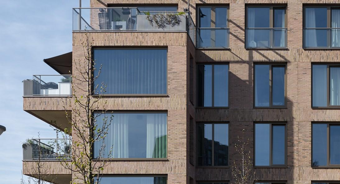 Urban Villa's 4 Willemspoort Den Bosch - office winhov