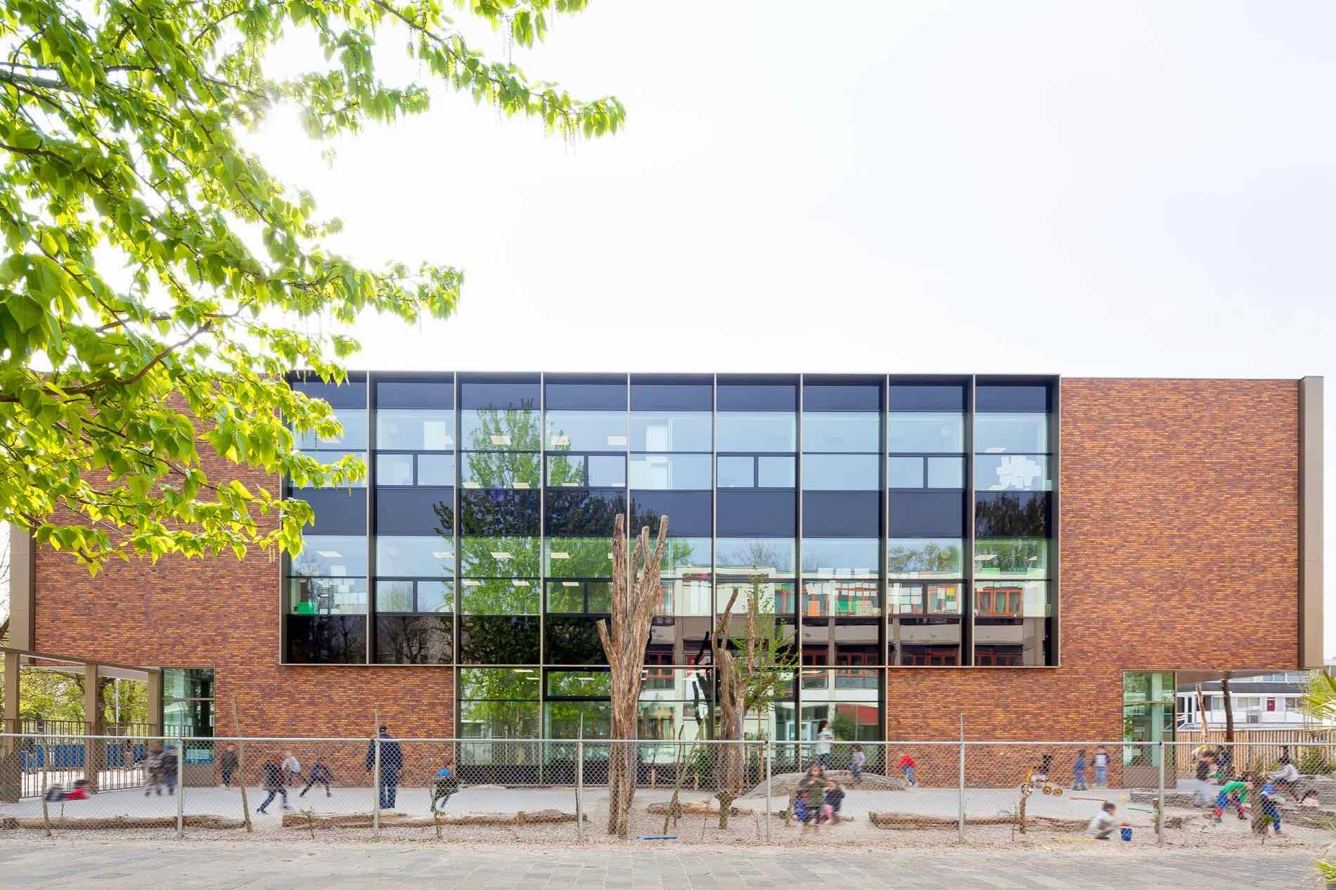 IKC Het Talent 2 Amsterdam - Paul de Ruiter architects