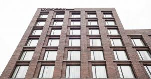 Hampton by Hilton hotel London - Maccreanor Lavington architects